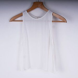 WILFRED Octave Blouse Oak Color NWT Tank Top